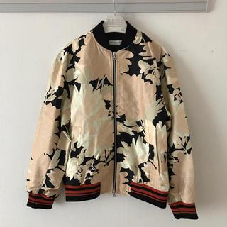 ドリスヴァンノッテン(DRIES VAN NOTEN)の新品 Dries Van Noten bomber jacket ボンバーJK(ブルゾン)