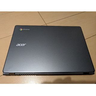 エイサー(Acer)のacer chromebook C720(ノートPC)
