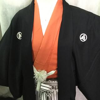 袴セット 卒業式 小学生男子 成人式 男性(着物)