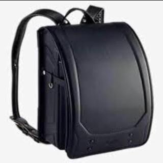 ナイキ(NIKE)のmanacco様専用 新品【6年保証】NIKE ランドセル ブラック/ブラック (ランドセル)
