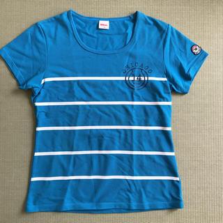 ウィルソン(wilson)のWilson レディース テニスウェア 半袖 シャツ(ウェア)