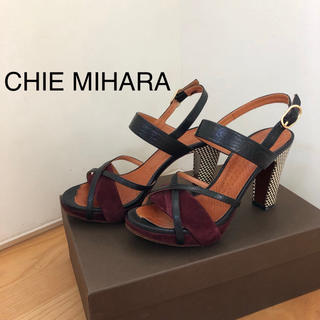 チエミハラ(CHIE MIHARA)のHITMAN購入 ★ CHIE MIHARA チエミハラサンダル(サンダル)