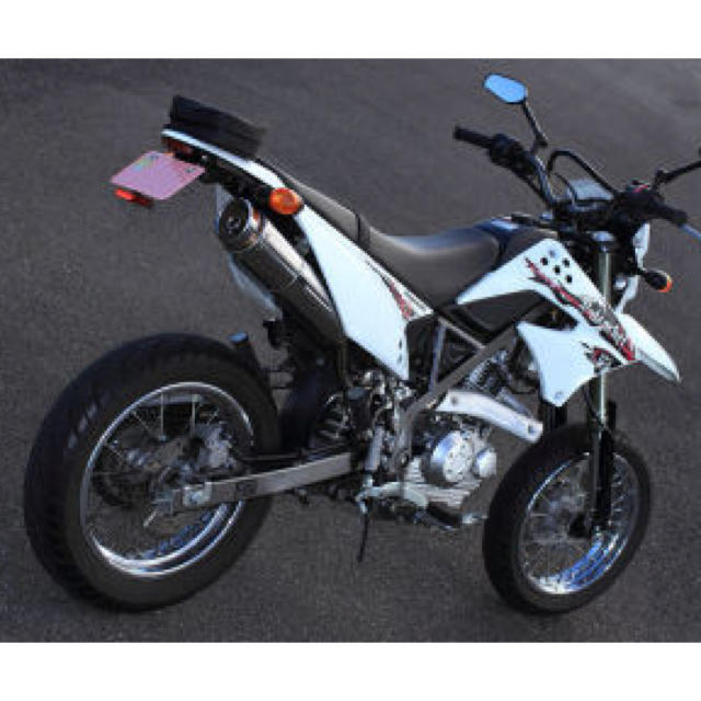 フェンダーレスキット キタコ 自動車/バイクのバイク(パーツ)の商品写真