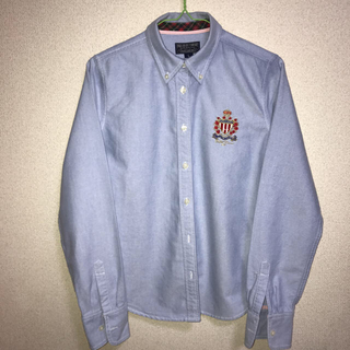 ポロラルフローレン(POLO RALPH LAUREN)のポロラルフローレン(PORO JEANS COMPANY)長袖シャツ(ポロシャツ)