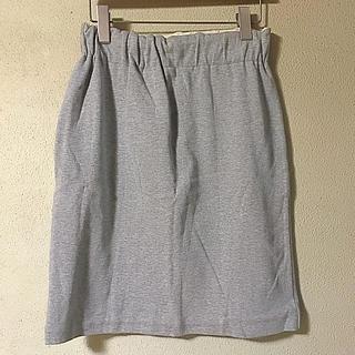 スタディオクリップ(STUDIO CLIP)のstudio CLIP スエット2wyスカート(ひざ丈スカート)