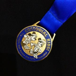 Disney - 【Disney】メダル TDS  2012 CUSTODIAL KIDS!