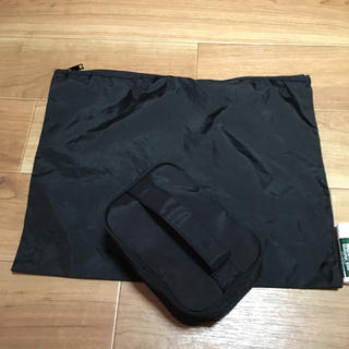 MUJI (無印良品) - 無印良品☆バニティポーチ☆巾着ケース☆セット