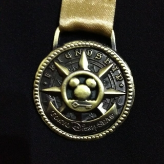 Disney - 【非売品】メダル SEARCH FOR THE LOST TREASURE