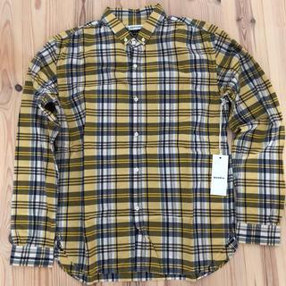 クアドロ(QUADRO)のチェックシャツ 新品未使用 クアドロ(シャツ)