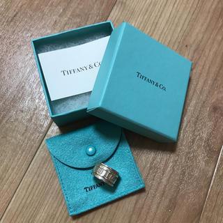 ティファニー(Tiffany & Co.)のかまれみ様専用今日だけ価格☆ティファニーアトランティスリング13号(リング(指輪))