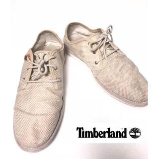 ティンバーランド(Timberland)の【Timberland】ティンバーランド (28㎝)麻スニーカー(スニーカー)