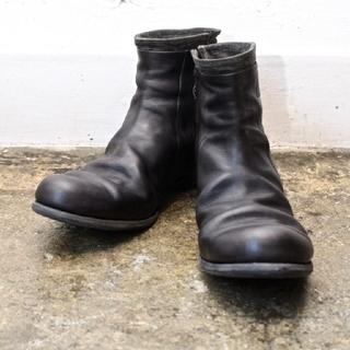 デヴォア(DEVOA)のDEVOA サイドジップブーツ(ブーツ)