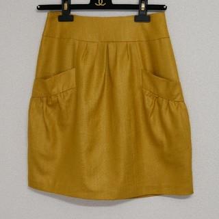 エクリュフィル(ecruefil)のecruefil ケティ エクリュフィル 1サイズ スカート(ひざ丈スカート)