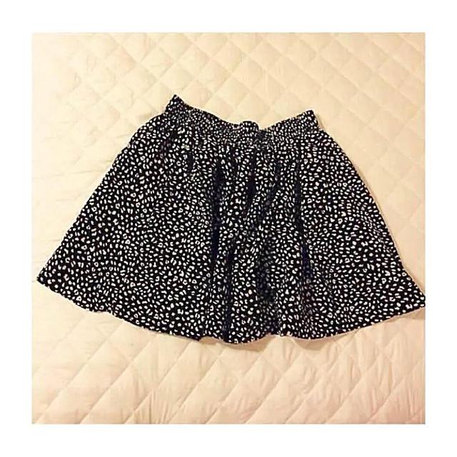 LOWRYS FARM(ローリーズファーム)のレオパード柄 ミニスカート レディースのスカート(ミニスカート)の商品写真