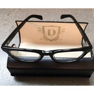 ディータ(DITA)のDITAディータRoyceDRX-2007A-52-blk眼鏡 ブラックフレーム(サングラス/メガネ)