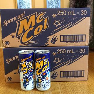 メッコール 麦コーラ 250ml×60本(ソフトドリンク)