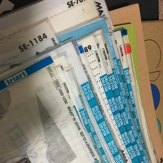 トーン、スケッチブック、ケース、ほか(スケッチブック/用紙)