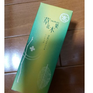 ソウカモッカ(草花木果)の草加木果 エンリッチ(化粧水/ローション)