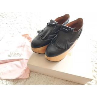 ヴィヴィアンウエストウッド(Vivienne Westwood)のVivienne Westwood ゴルフ♥(ローファー/革靴)