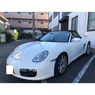 ポルシェ(Porsche)の専用 ポルシェ ボクスター987/5MT (車体)