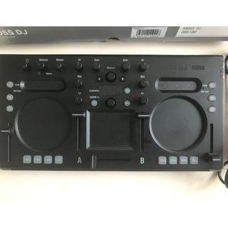 コルグ(KORG)の【kuniさん専用】KORG kaoss DJ【PCDJコントローラー】(DJコントローラー)