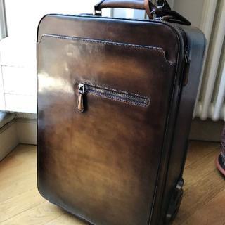 ベルルッティ(Berluti)のべルルッティ Berluti キャリーバッグ FORMULA 500トロリー(トラベルバッグ/スーツケース)