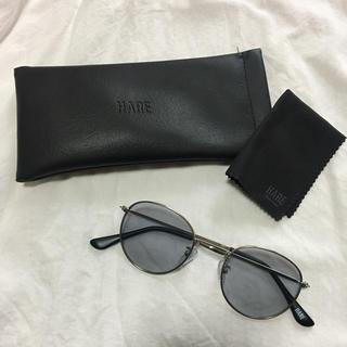 ハレ(HARE)のHAREカラーサングラス(サングラス/メガネ)