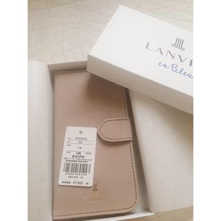 ランバンオンブルー(LANVIN en Bleu)のランバン*スマホケース(iPhoneケース)