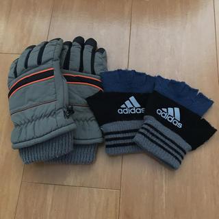 アディダス(adidas)の📍adidas♦️手袋セット📍(その他)