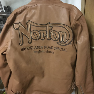 Nortonのライダースジャケット!