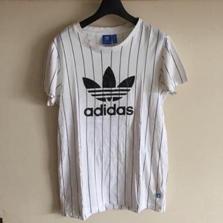アディダス(adidas)のadidasオリジナルT(Tシャツ/カットソー(七分/長袖))