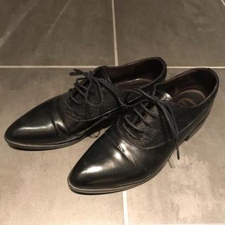 ステュディオス(STUDIOUS)のメンズライク 革靴 オックスフォード(ローファー/革靴)