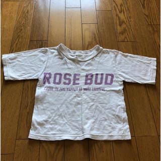 ローズバッド(ROSE BUD)のローズバット Tシャツ(Tシャツ/カットソー)