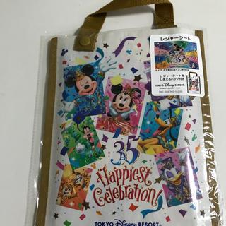 ディズニー(Disney)のレジャーシート ディズニー35周年(その他)