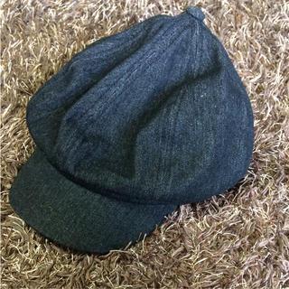 スピンズ(SPINNS)のキャスケット 帽子(キャスケット)