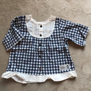 ビケット(Biquette)のビケット  シャツ 90(Tシャツ/カットソー)