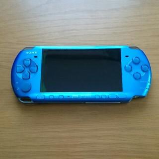 プレイステーションポータブル(PlayStation Portable)の【みさ♪様 専用】PSP 3000(携帯用ゲーム本体)