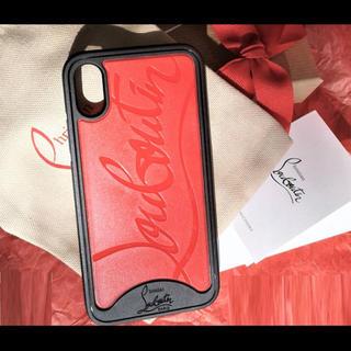 クリスチャンルブタン(Christian Louboutin)のクリスチャンルブタン iPhoneX ケース(iPhoneケース)