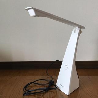 Panasonic - パナソニック LEDデスクスタンド SQ-LD222-W ホワイト