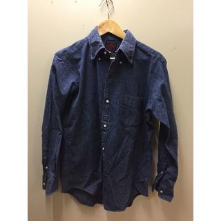 エビス(EVISU)のEVISU エヴィス シャンブレー ボタン ダウンシャツ F-O1218(シャツ)