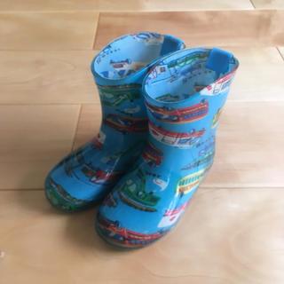 キッズフォーレ(KIDS FORET)のレインシューズ♡15.0cm(長靴/レインシューズ)
