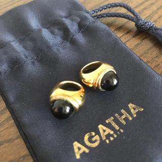 アガタ(AGATHA)の激安パリで購入【アガタ☆AGATHA】ピアス・イヤリングチャーム★オトナ女子必見(ピアス)