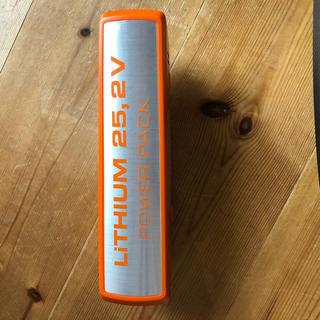 エレクトロラックス(Electrolux)のエレクトロラックス エルゴパワー プラスの電池(掃除機)