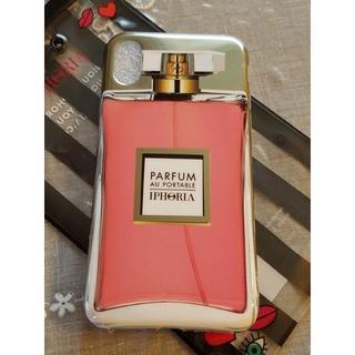 アイフォリア(IPHORIA)のIPHORIA アイフォリア Perfume Rosa iPhone X ケース(iPhoneケース)