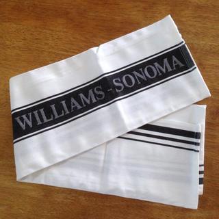 ウィリアムズソノマ(Williams-Sonoma)のウィリアムズソノマ キッチンタオル ラージ(収納/キッチン雑貨)