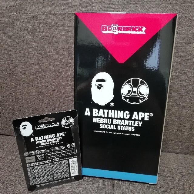 A BATHING APE BE@RBRICK  エンタメ/ホビーのフィギュア(その他)の商品写真