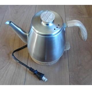 アフタヌーンティー(AfternoonTea)のAfternoon Tea アフタヌーンティー 電気ポット 電気ケトル 木目調 (電気ケトル)