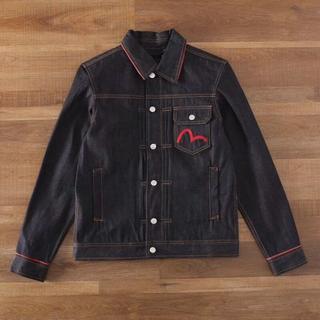 エビス(EVISU)のEVISUのジャケット(Gジャン/デニムジャケット)