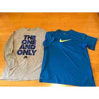 ナイキ(NIKE)のNIKE Tシャツ 2枚セット (L) ジュニア(Tシャツ/カットソー)