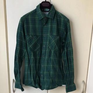 デラックス(DELUXE)のDELUXE CLOTHING  ライトネルシャツ(シャツ)